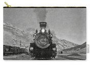 Durango Silverton Bw Painterly 3 Carry-all Pouch