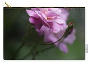 Dusk Light Roses Carry-all Pouch