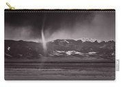Dust Devil Over San Luis Valley Colorado Carry-all Pouch