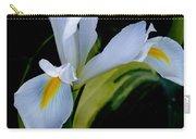 Dutch Iris Carry-all Pouch