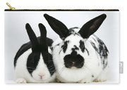 Dutch Rabbits Carry-all Pouch