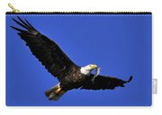 Eagle Fish In Mouth Carry-all Pouch