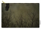 Eagle In The Mist  Carry-all Pouch