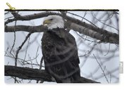 Eagle In The Wild Carry-all Pouch