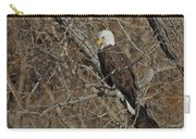 Eagle In Tree 3 Carry-all Pouch