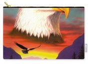 Eagle Carry-all Pouch by MGL Studio - Chris Hiett