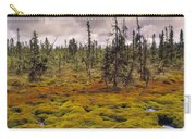 Eagle Plains, Yukon Territory, Canada Carry-all Pouch
