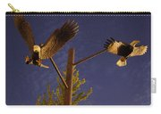 Eagles Suspended Carry-all Pouch
