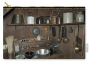 Early American Utensils Carry-all Pouch