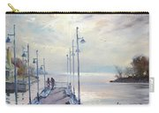 Early Morning In Lake Shore Carry-all Pouch