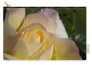 Early Morning Peace Rose Carry-all Pouch
