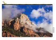 Early Morning Zion National Park Carry-all Pouch