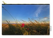 Early Poppies Carry-all Pouch