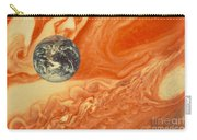 Earth And Jupiter Carry-all Pouch