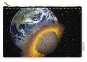 Earth Colliding With A Mars-sized Carry-all Pouch
