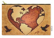 Earth Day Gaia Celebration Digital Art Carry-all Pouch