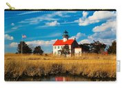 East Point Lighthouse Reflection Carry-all Pouch