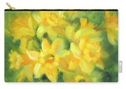 Easter Daffodils Carry-all Pouch