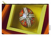 Easter Egg In Box Carry-all Pouch