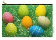 Easter Egg Seven 1 Carry-all Pouch