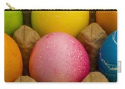 Easter Eggs Carton 2 A Carry-all Pouch