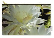 Easter Lily Cactus Bouquet Carry-all Pouch