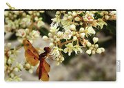 Eastern Amberwing On Wild Buckwheat Carry-all Pouch