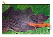 Eastern Newt Notophthalmus Viridescens 26 Carry-all Pouch