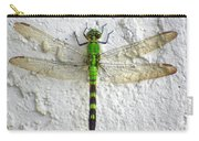 Eastern Pondhawk Dragonfly Carry-all Pouch