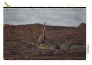 Eastern Reef Egret-dark Morph Carry-all Pouch