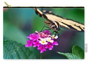 Eastern Tiger Swallowtail 8 Carry-all Pouch