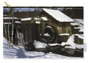 Eastern University Waterwheel Historic Place Carry-all Pouch