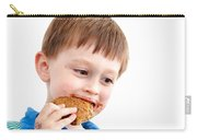 Eating Biscuit Carry-all Pouch
