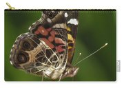 Echinacea Butterfly Meal Carry-all Pouch