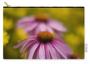 Echinacea Dreamy Carry-all Pouch
