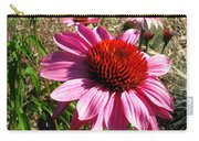 Echinacea In Water Carry-all Pouch