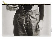 Eddie Mahan (1892-1951) Carry-all Pouch