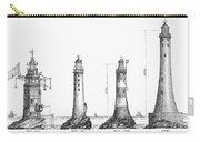 Eddystone Lighthouse Carry-all Pouch