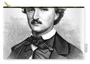 Edgar Allan Poe (1809-1849) Carry-all Pouch