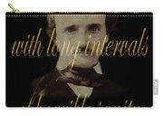 Edgar Allan Poe 2 Carry-all Pouch