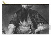 Edward Wortley Montagu Carry-all Pouch