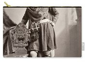 Edwin Booth (1833-1893) Carry-all Pouch