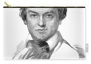 Edwin Forrest (1806-1872) Carry-all Pouch