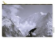 Eerie Himalayas Carry-all Pouch