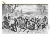 Effects Of Emancipation Proclamation Carry-all Pouch