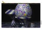 Egg And Goblet Carry-all Pouch