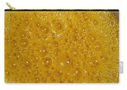 Square Format. Sunny Egg Bubbles  Carry-all Pouch