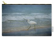 Egret Carry-all Pouch by Sandy Keeton
