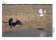 Egret Territory Carry-all Pouch