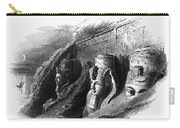 Egypt: Abu Simbel Carry-all Pouch